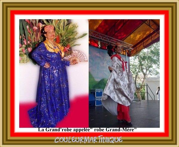 Costumes Martiniquais Traditionnels le Costume Traditionnel